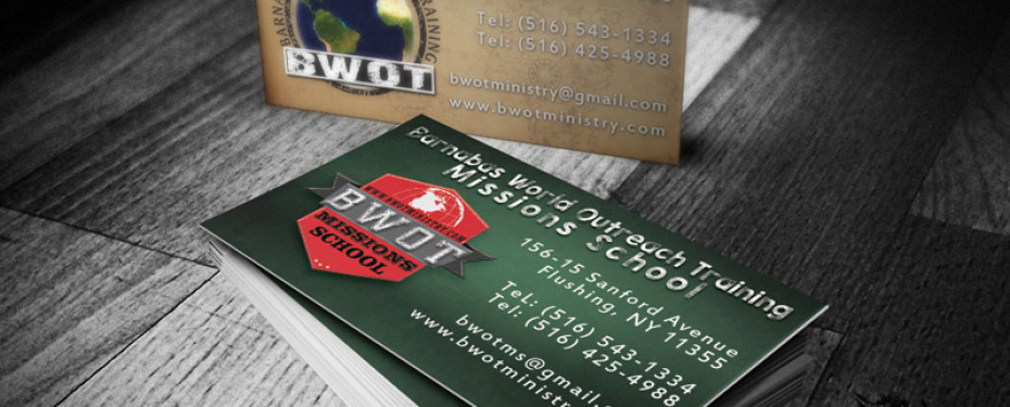 Long island video photo graphic designs bwot double sided business bwot double sided business cards reheart Images