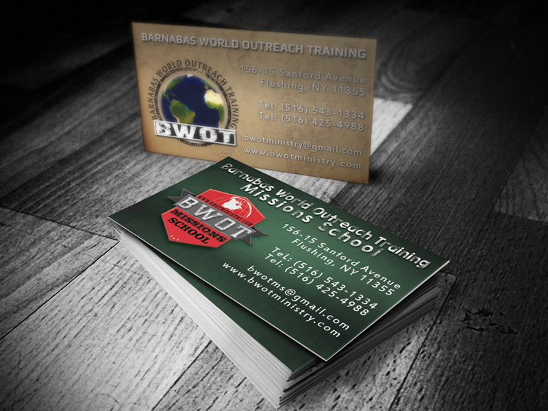 Long island video photo graphic designs graphic design bwot double sided business cards reheart Gallery
